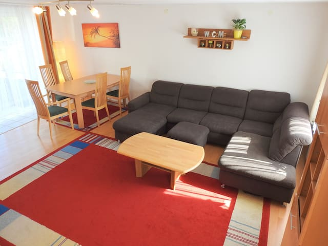 Apartment LINZ Comfort-Size 120m2 - Linz - House