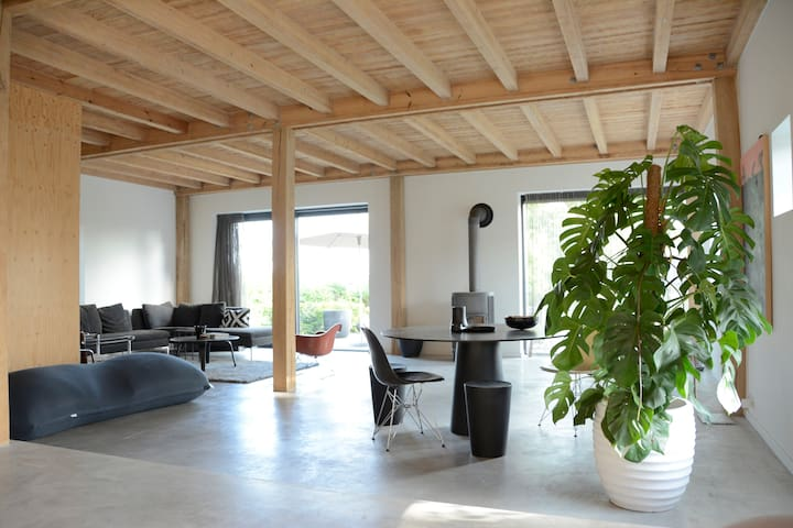 Nice design house with beautiful views 220 m2