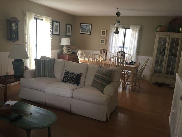 Cape Cod apartament