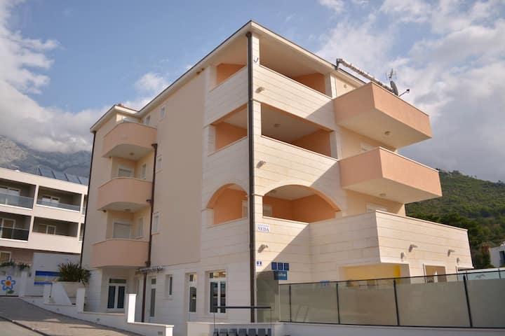 Apartmani sa bazenom Neda - apartman A6