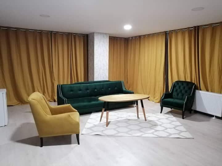 Bursa Nilüfer beşevler 1+1 rezidans daire