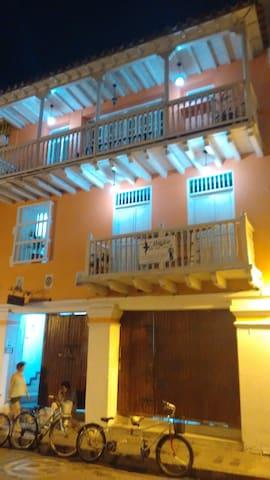 Habitación compartida, Centro Cartagena RNT:34050