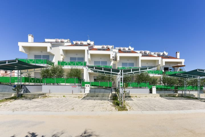 Luxury apartments with sea view - Zadar - Daire