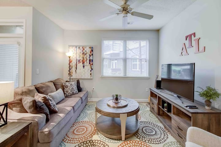 *PERFECT Home away from home~Midtown/ ATL Station