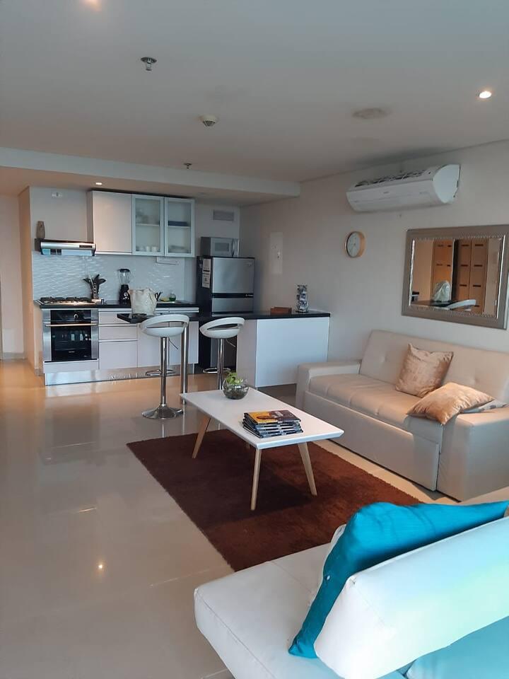 Hermoso apartamento morros seaway 935 Cartagena