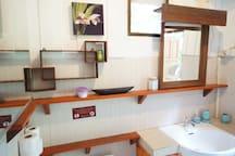 Bathroom in Ban Lili
