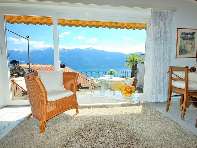 Apartment Casa Schalom in Ascona - Ascona - Pis