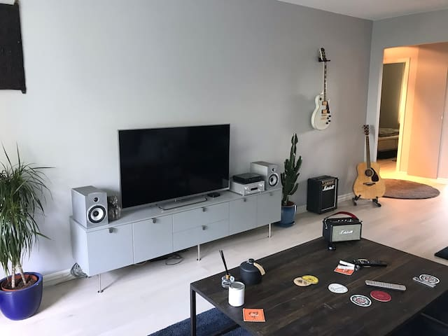 Close to City - Newly Renovated BIG Place for 2