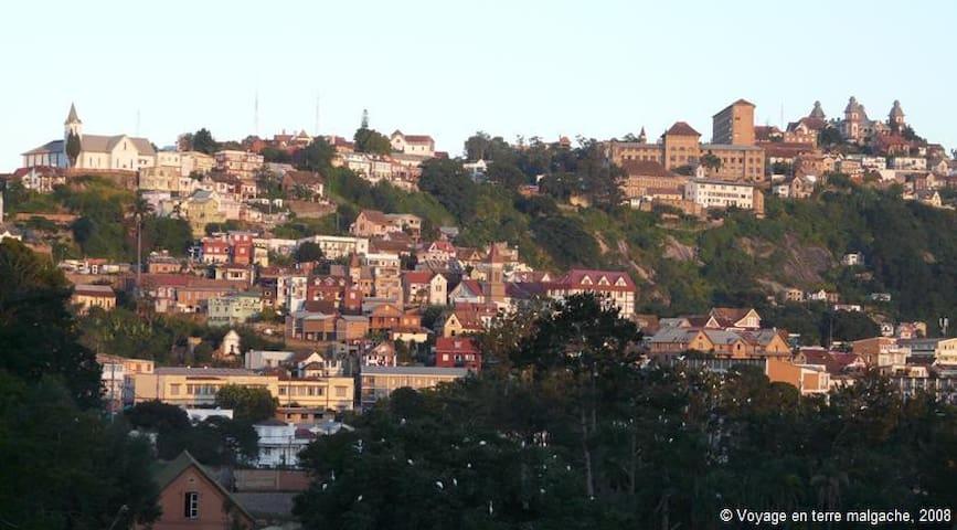 Guidebook for Antananarivo