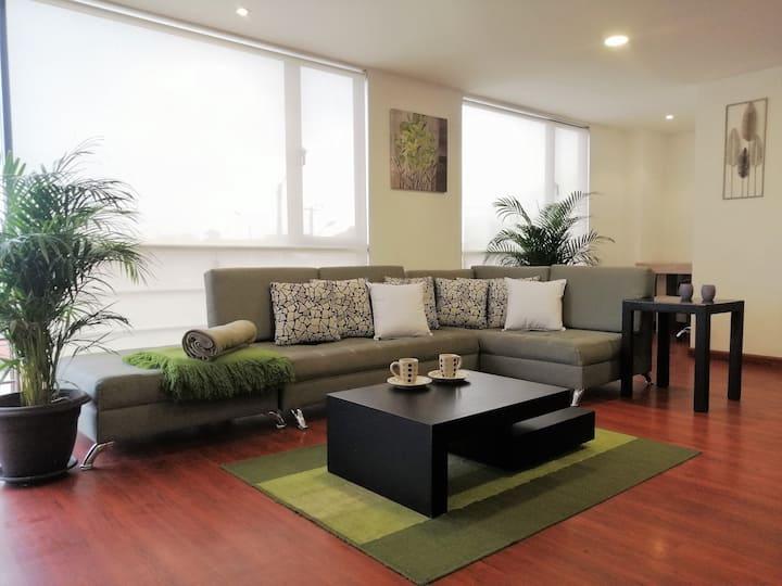 Spectacular apartment. Excellent location