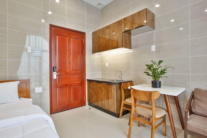 Serviced Apartment in Phu Nhuan Dist.