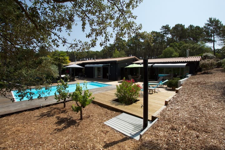 Très belle villa à Lacanau Océan
