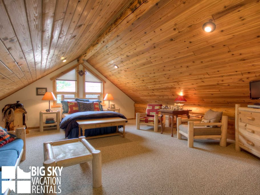 Big Sky Resort, Cardinal Sanctuary, Bedroom 5, 2