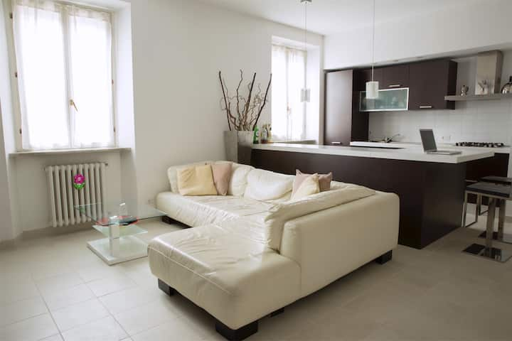 BIG APARTMENT IN PORTA VENEZIA - MILAN DOWNTOWN M1