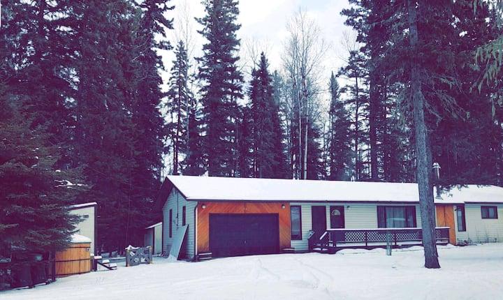 Candle Lake Cottage