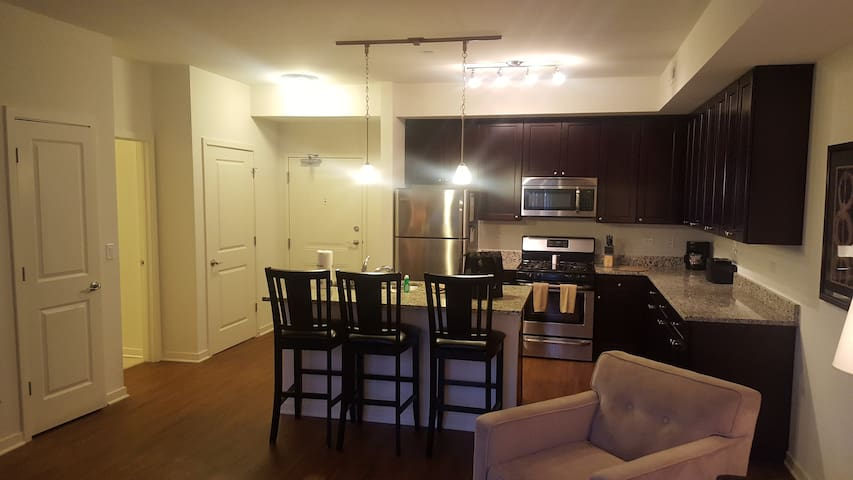 Sharp 1BR/1BA in Vernon Hills - Vernon Hills - Apartment