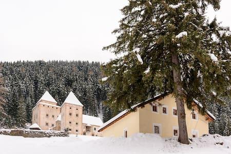 Prataiola villa, Castle Fishburg 1