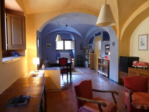 Casa de poble amb encant a la Garrotxa (Girona)