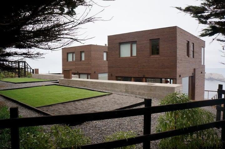 Casa en Matanzas frente al mar