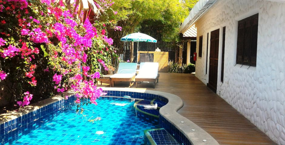 Two Bedroom Pool Villa-BTC Boutique Resort 1-B1