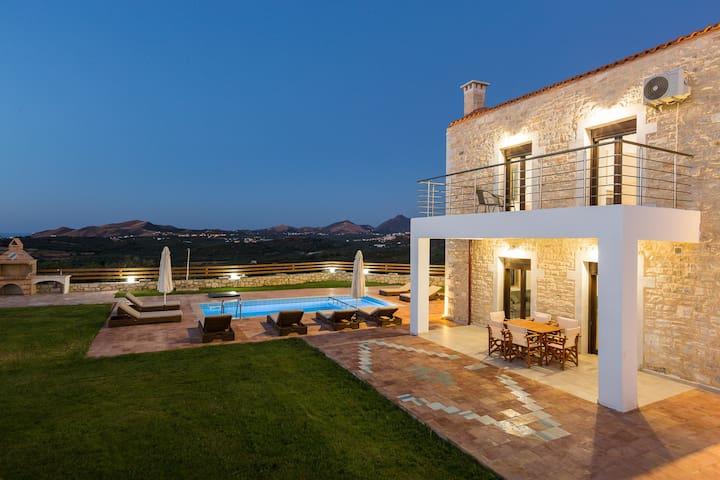 Dimokritos Villa VI, a homestay experience!