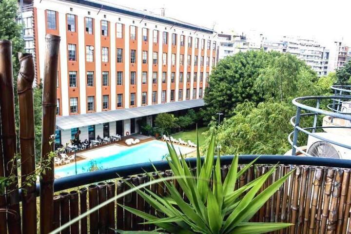 Loft en Palermo Holywood