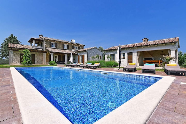 Villa St. Martina with pool