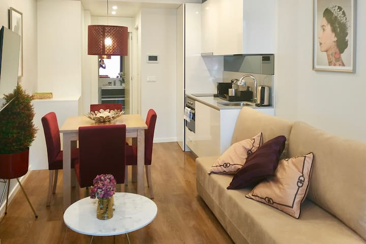 Luxury & Stylish Modern Home/ Historic Center