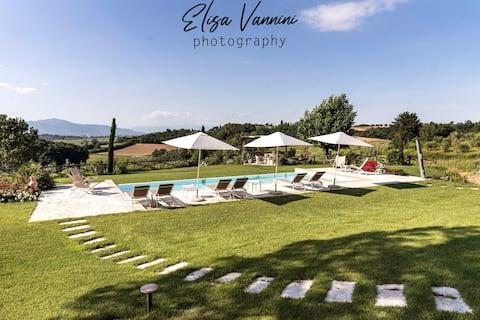 Villa San Marco con piscina esclusiva!