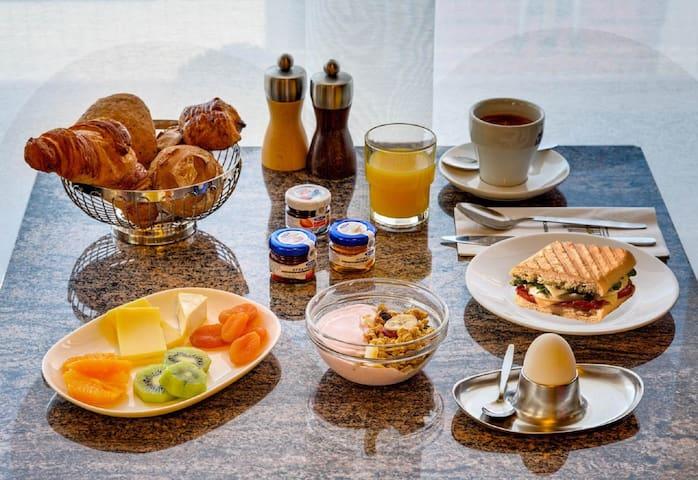 Ellerbeck Mansion B&B (Spring Room) - Salt Lake City - Bed & Breakfast
