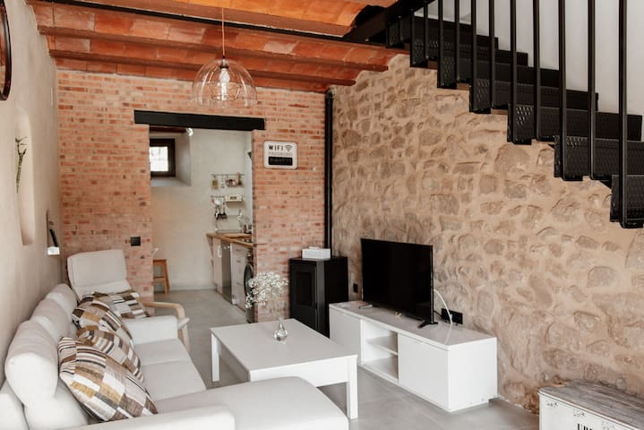 A central house with views in Trujillo