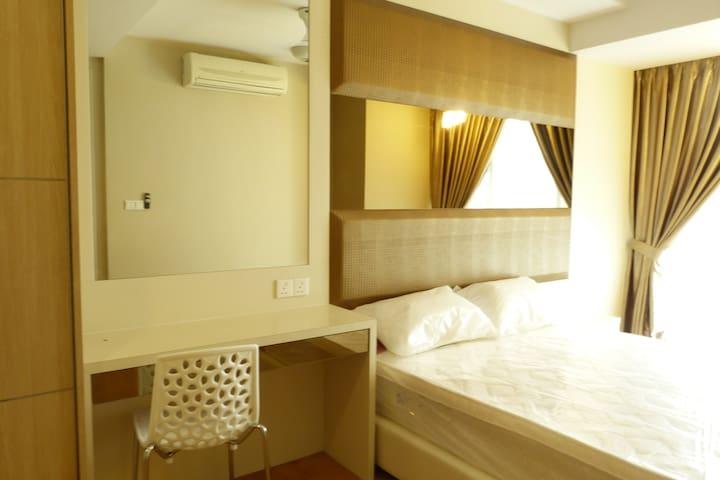 Nice and comfortable unit near KLCC - Kuala Lumpur - Lägenhet