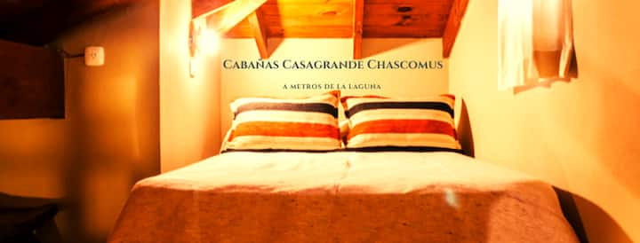 Cabañas Casagrande