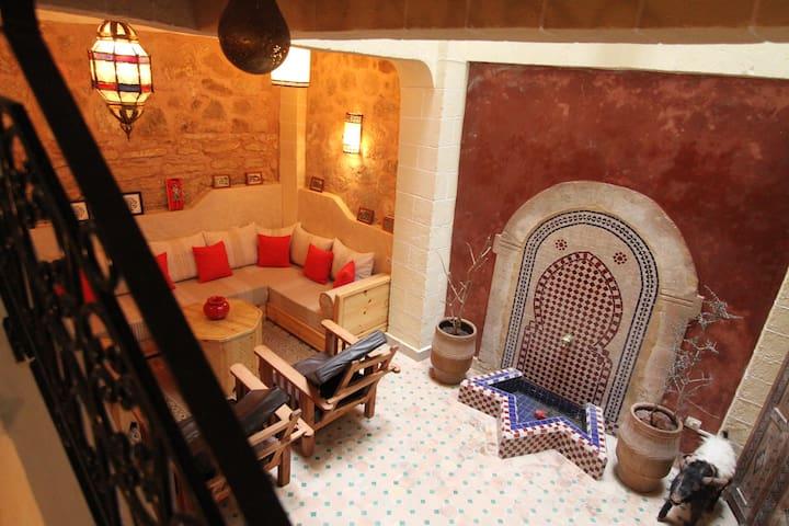 Le Petit Nomade© - Essaouira - Haus