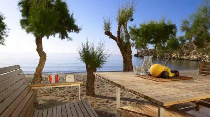 """""""Ilios"""" Apothikes Beach Suites"""