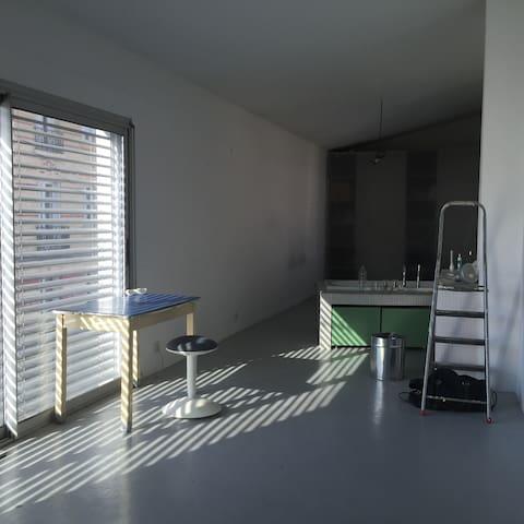 Big room 5min Paris Architect house - Malakoff - Casa