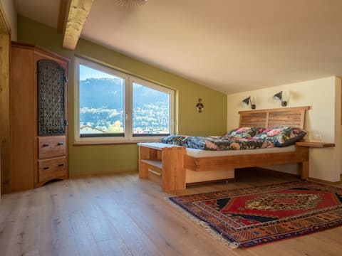 Rossana's Loft, living in style