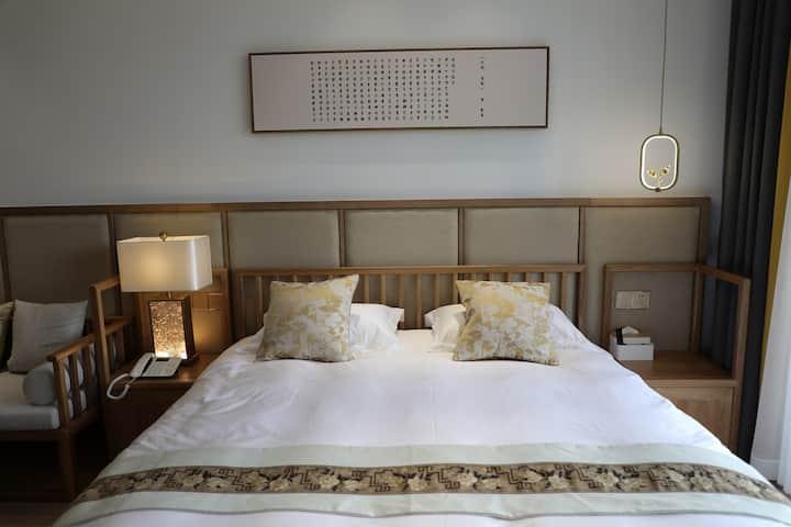 【公子居】木樨榻榻米亲子双床房