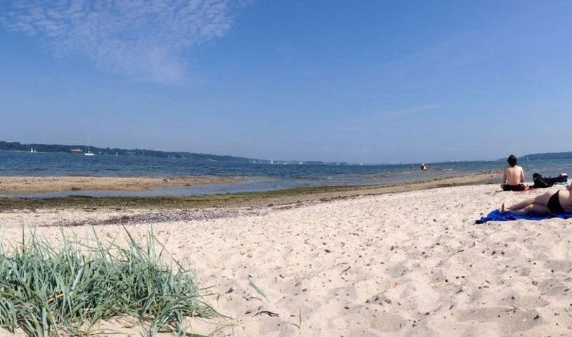 Ferienwohnung am Strand in Flensburg - Flensburg - Apartment