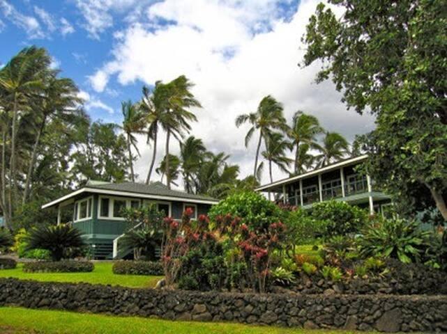 Hamoa Beach Cottages - 哈納(Hana)