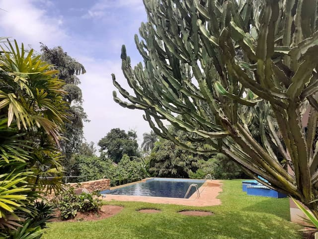 The Mbuya Urban Oasis - your ideal escape