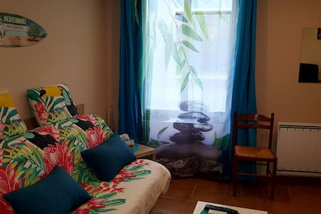 "Bienvenue chez ""le Gillou"", joli studio cosy"