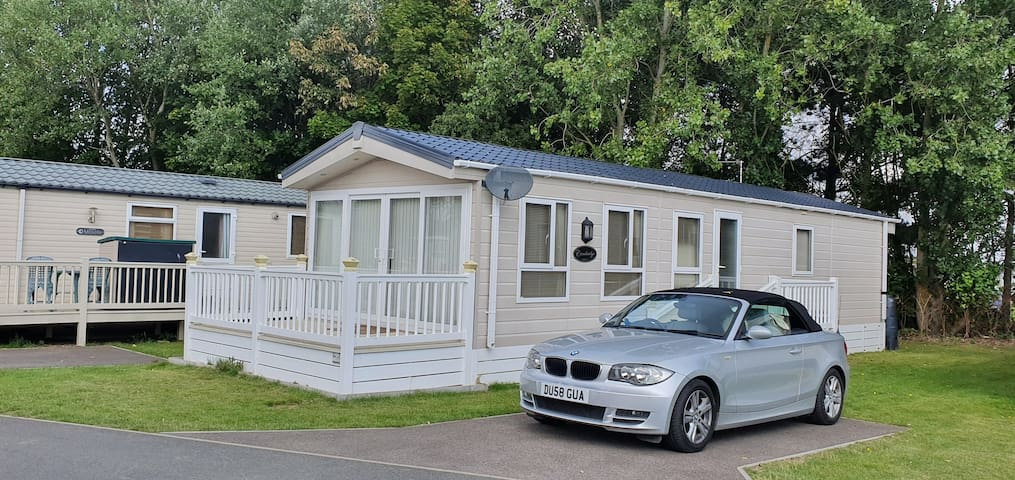 Luxury Home from Home Caravan