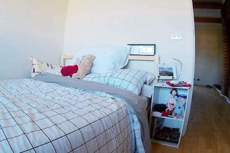 Clean, Nice room, Good location. - Indooroopilly - Wohnung