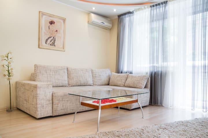 Красивая,уютная квартира!