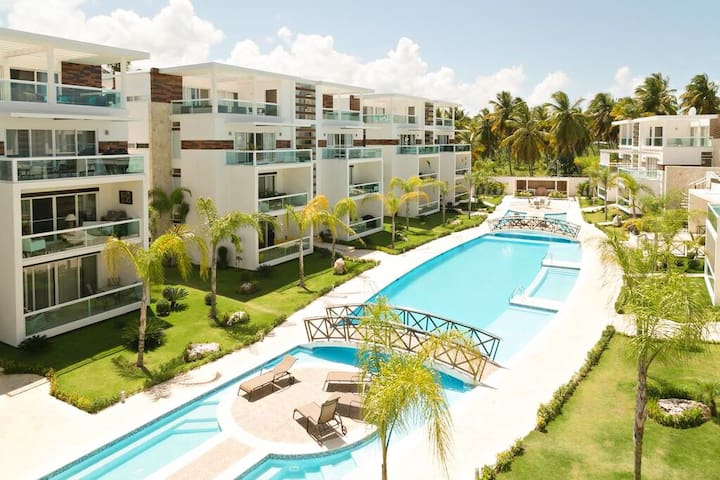 Vacations in  Punta Cana Paradise