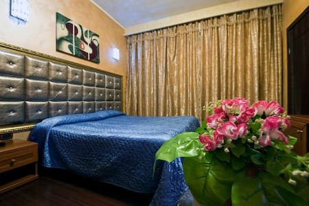 hotel bengasi ***SPECIAL DOUBLEROOM - Moncalieri - Bed & Breakfast