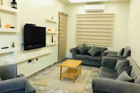 2 Bed apartment fully new furnished and equipped.