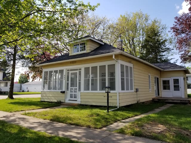 Charming Craftsman-Style Bungalow