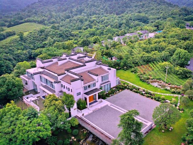 敬亭山那年三月独栋小院